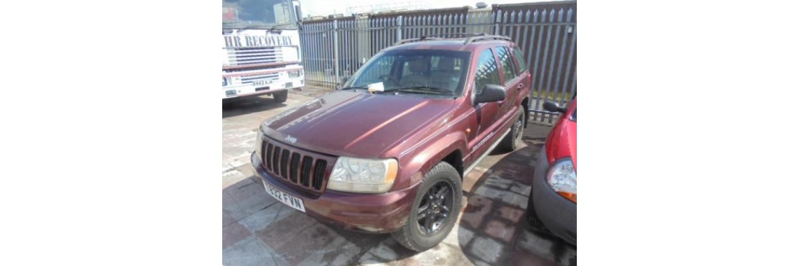 Jeep Grand Cherokee WJ 4.7
