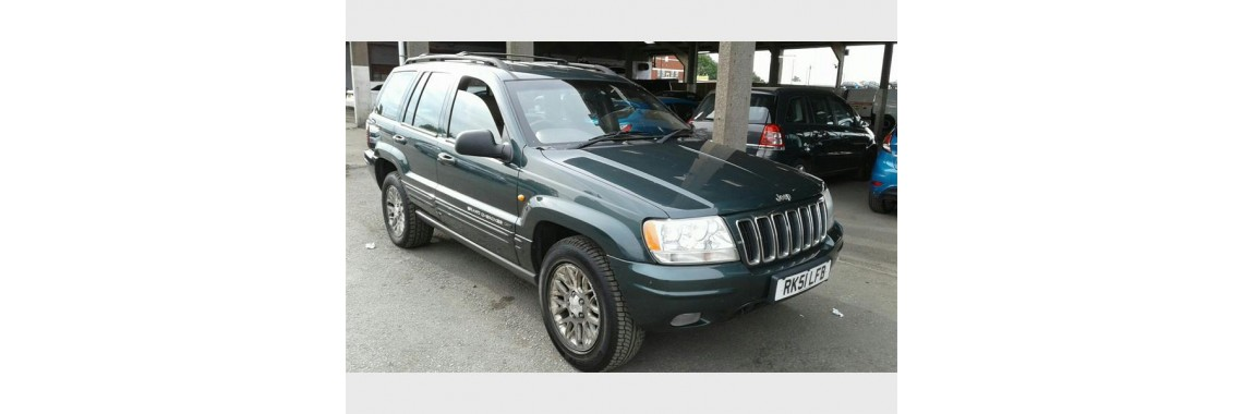Jeep Grand Cherokee WJ 4.0