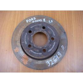 Диск тормозной задний FORD FOCUS II 2005-2008