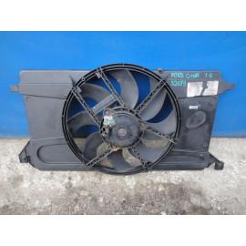 Диффузор вентилятора в сборе FORD FOCUS II 2005-2008