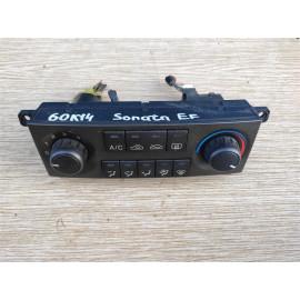 Блок управления отопителем (печкой) HYUNDAI SONATA IV (EF) 2001-2005