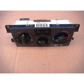 Блок управления отопителем (печкой) HYUNDAI ELANTRA (XD) 2000-2005
