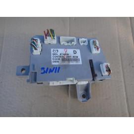Блок комфорта (BCM, управления бортовой сети) MAZDA 6 (GG) 2002-2007
