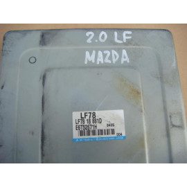 Блок управления двигателем (мозги) MAZDA ATENZA (GG) 2002-2007