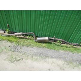 Глушитель (выхлоп) в сборе MAZDA 3 (BK) 2003-2009