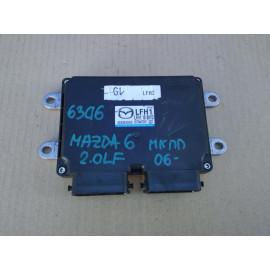 Блок управления двигателем (мозги) MAZDA 6 (GG) 2002-2007