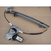 Стеклоподъёмник электрический передний правый NISSAN ALMERA (N16) 2000-2006
