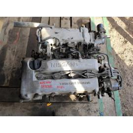 Двигатель (ДВС) NISSAN BLUEBIRD (EU14) 1996-1998
