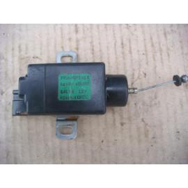 Актуатор (привод) замка багажника NISSAN MAXIMA (A33) 1999-2006
