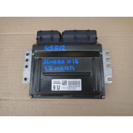 Блок управления двигателем (мозги) NISSAN ALMERA (N16) 2000-2006