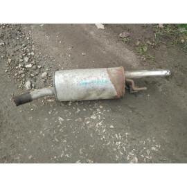 Глушитель (задняя часть) OPEL CORSA B 1993-2000