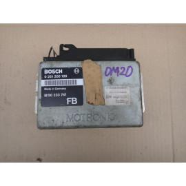 Блок управления двигателем (мозги) OPEL OMEGA A 1986-1994