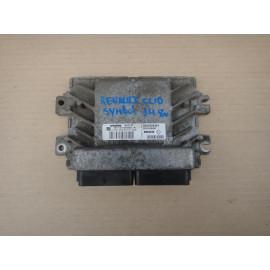 Блок управления двигателем (мозги) RENAULT CLIO SYMBOL 1998-2008