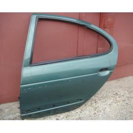 Дверь задняя левая RENAULT MEGAN 1999-2002