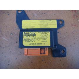 Блок управления AIR BAG RENAULT MEGAN 1996-1999
