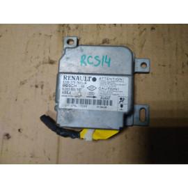 Блок управления AIR BAG RENAULT CLIO SYMBOL 1998-2008