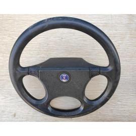 Руль (рулевое колесо) без AIR BAG SAAB 9000CS 1992-1994